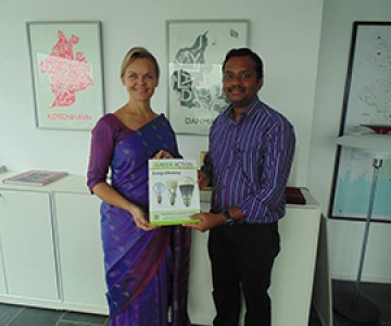 Honorable Danish Ambassador to Bangladesh appreciated Green Action