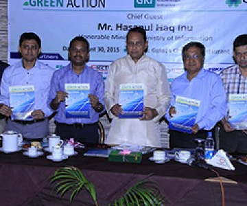 "Information Minister launches ""3 green initiatives"""