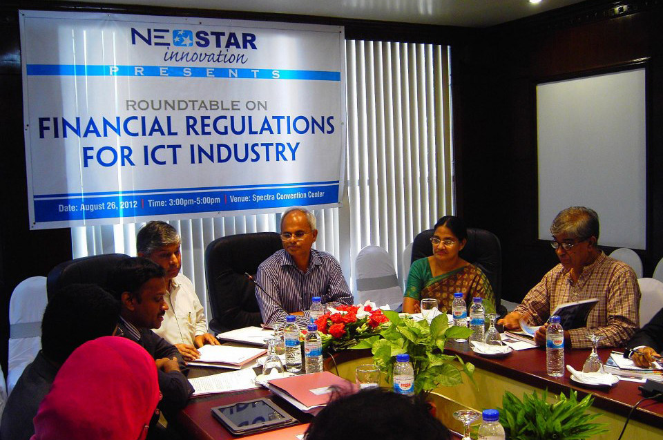 Financial Regulations for ICT Industry