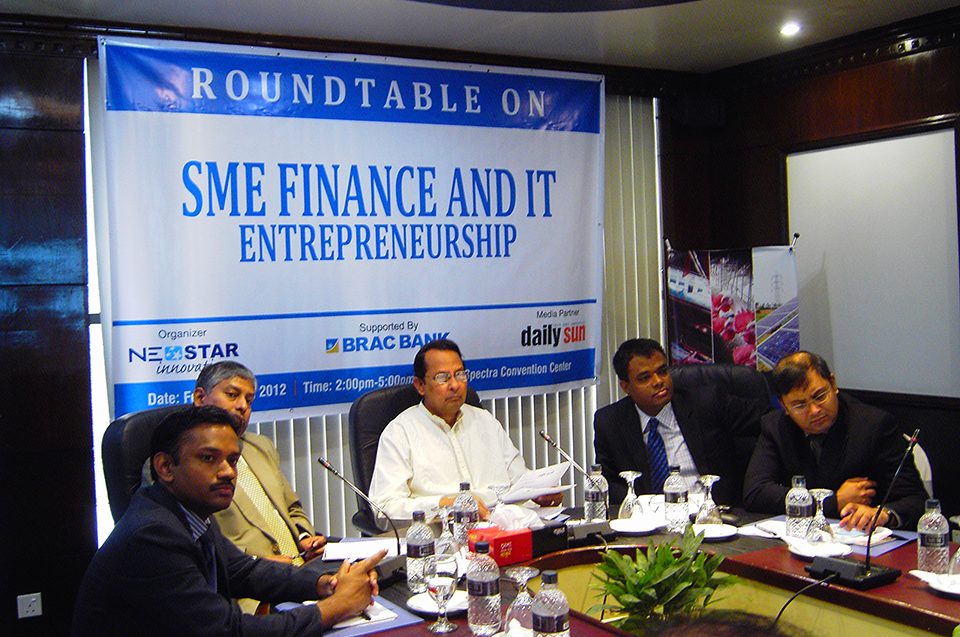 SME Finance and IT entrepreneurship